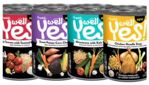 Free Campbell's Well Yes! Soup