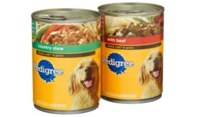 Free Pedigree Wet Dog Food