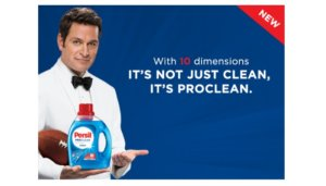 Free Persil ProClean Laundry Detergent Sample