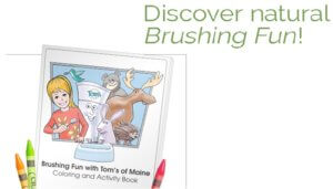 Free Personalized Tooth Brushing Printable Activity Book