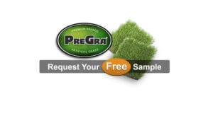 Free PreGra Artificial Grass Sample