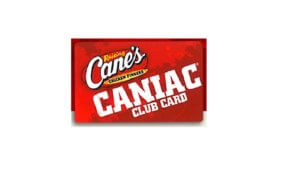 Free Raising Cane's Combo Meal
