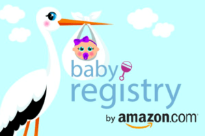 """It also has a free 90-day return policy on Baby Store purchases. Sign up for your registry today. Click on image then """"get offer."""""""