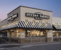 Free Small Coffee at the Corner Bakery Cafe