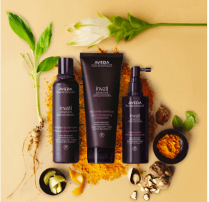 Free Aveda Invati Hair and Skin Care Samples