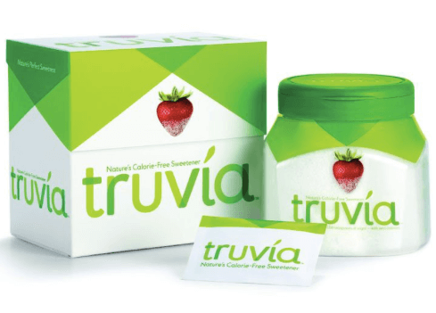 Free Sample of Truvia Sweetener by Mail + $1 Off Coupon