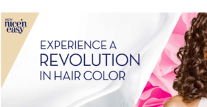 Free Nice 'N Easy Hair Color Samples by Clairol